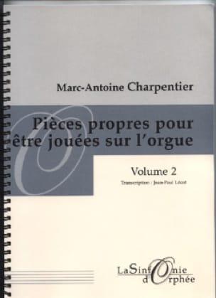 Pièces Propres Pour Etre Jouées sur L'orgue. Volume 2 - laflutedepan.com