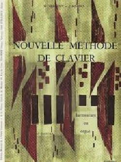 Nouvelle Méthode de Clavier - Volume 4 PIERRONT - BONFILS laflutedepan