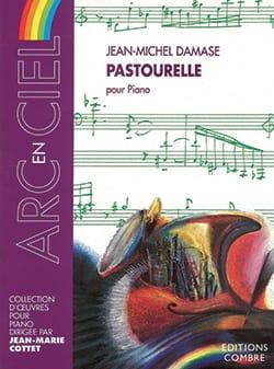 Pastourelle Pour Piano Jean-Michel Damase Partition laflutedepan