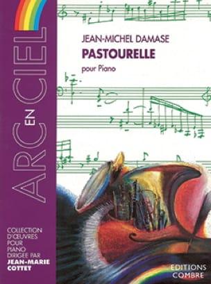 Pastourelle Pour Piano - Jean-Michel Damase - laflutedepan.com