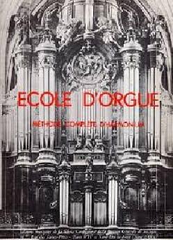 Ecole D'orgue Volume 2 Louis Raffy Partition Orgue - laflutedepan
