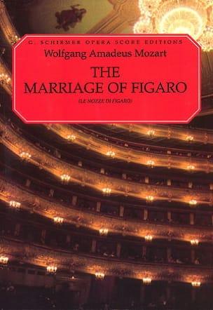 Les Noces de Figaro MOZART Partition Opéras - laflutedepan