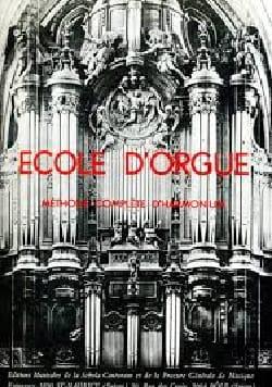 Ecole D'orgue Volume 1 Louis Raffy Partition Orgue - laflutedepan