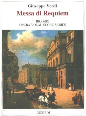 VERDI - Requiem - Partition - di-arezzo.com