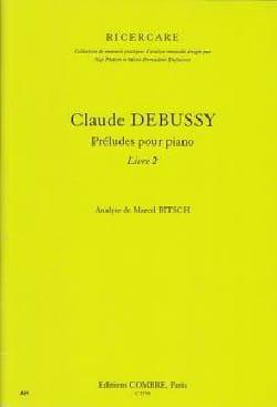 Préludes Livre 2. Analyse DEBUSSY Livre Les Hommes - laflutedepan
