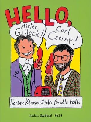 Hello mister Gillock, Carl Czerny laflutedepan