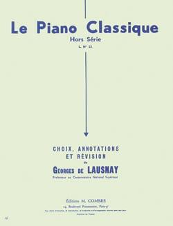 Le Piano Classique. H.S. N° 22 - Hors Série Divers laflutedepan