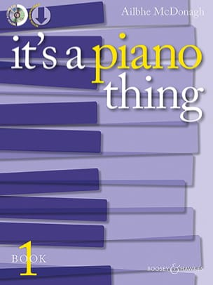 It's a piano thing. Book 1 Ailbhe McDonagh Partition laflutedepan