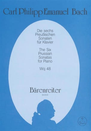 Die 6 Prüssischen Sonaten Für Klavier Wq 48 laflutedepan