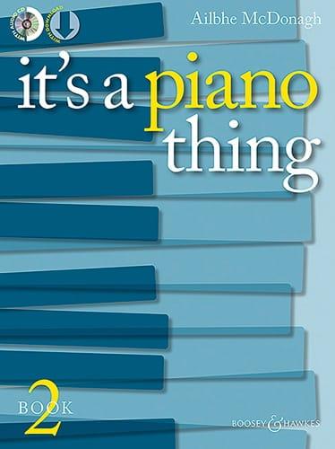 It's a piano thing. Book 2 - Ailbhe McDonagh - laflutedepan.com