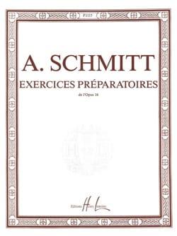 Exercices Préparatoires Opus 16 Aloys Schmitt Partition laflutedepan