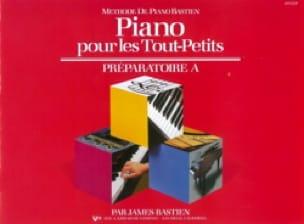 Piano pour les tout-petits - Préparatoire A - laflutedepan.com