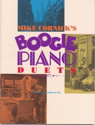 Boogie Piano Duets Mike Cornick Partition Piano - laflutedepan