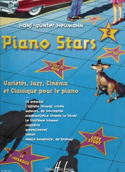 Piano Stars Volume 2 Partition Piano - laflutedepan