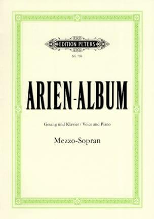 Arien Album Mezzo Partition Opéras - laflutedepan