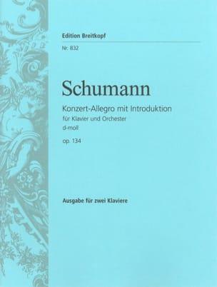 Allegro de Concert En Ré Mineur Opus 134. 2 Pianos laflutedepan