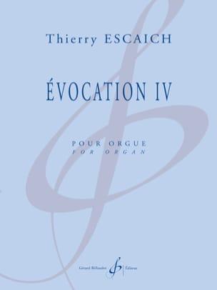 Evocation 4 Thierry Escaich Partition Orgue - laflutedepan