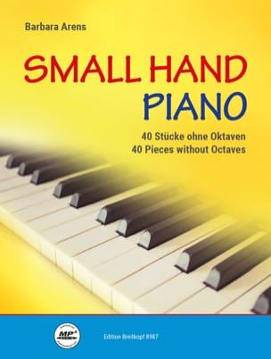 Small Hand Piano Barbara Arens Partition Piano - laflutedepan