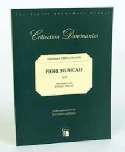 Fiori Musicali 1635 FRESCOBALDI Partition Orgue - laflutedepan
