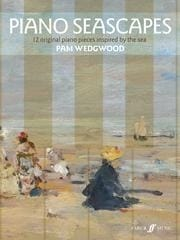 Piano Seascapes Pam Wedgwood Partition Piano - laflutedepan