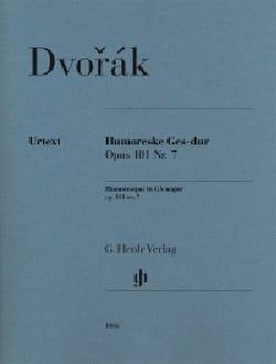 Humoresque Opus 101-7 DVORAK Partition Piano - laflutedepan