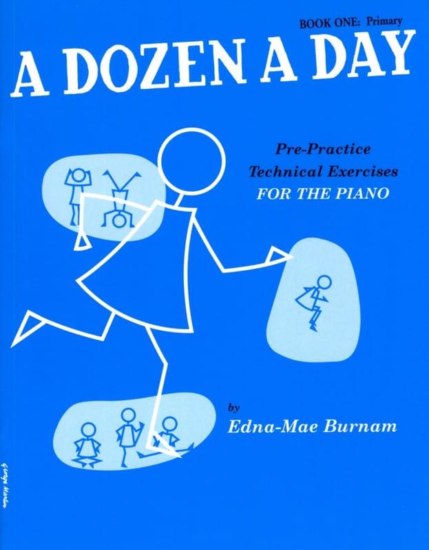 A Dozen A Day Volume 1 en Anglais - Partition - laflutedepan.com