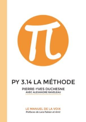 Méthode PY 3.14 - Pierre-Yves DUCHESNE - Partition - laflutedepan.be
