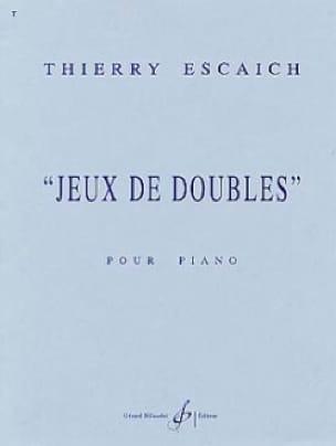 Jeux de Doubles - Thierry Escaich - Partition - laflutedepan.com
