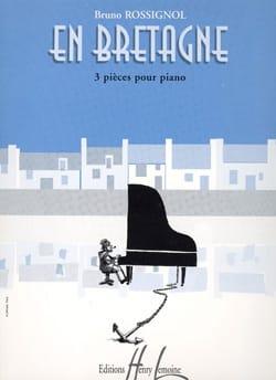En Bretagne Rossignol Partition Piano - laflutedepan
