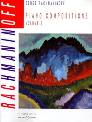 Piano Compositions. Volume 3 RACHMANINOV Partition laflutedepan
