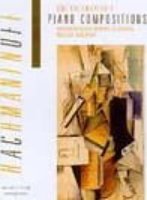Piano Compositions. - RACHMANINOV - Partition - laflutedepan.com