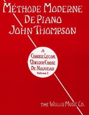 Méthode Moderne de Piano Volume 1 - Partition - laflutedepan.com