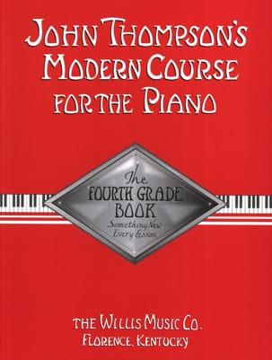 John Thompson - Modern Piano Method Volume 4 - Partition - di-arezzo.co.uk