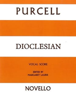 Dioclesian - PURCELL - Partition - Opéras - laflutedepan.com