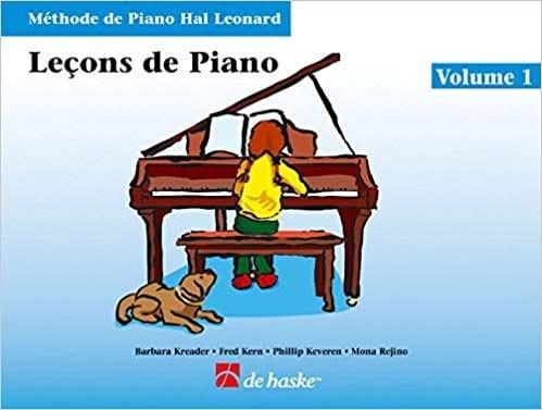 Leçons de Piano Volume 1 + CD - laflutedepan.com