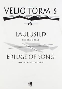 Laulusild - Veljo Tormis - Partition - Chœur - laflutedepan.com