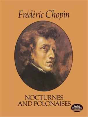 Nocturnes et Polonaises CHOPIN Partition Piano - laflutedepan