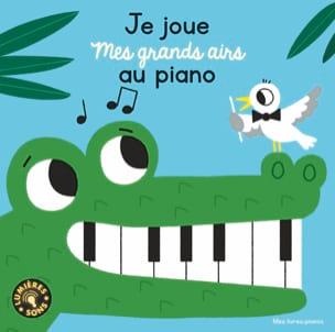 Je joue mes grands airs au Piano Livre laflutedepan