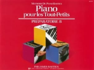 Piano pour les tout-petits - Préparatoire B - laflutedepan.com