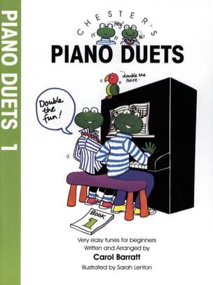 Chester's Piano Duet Volume 1 Divers Partition Piano - laflutedepan
