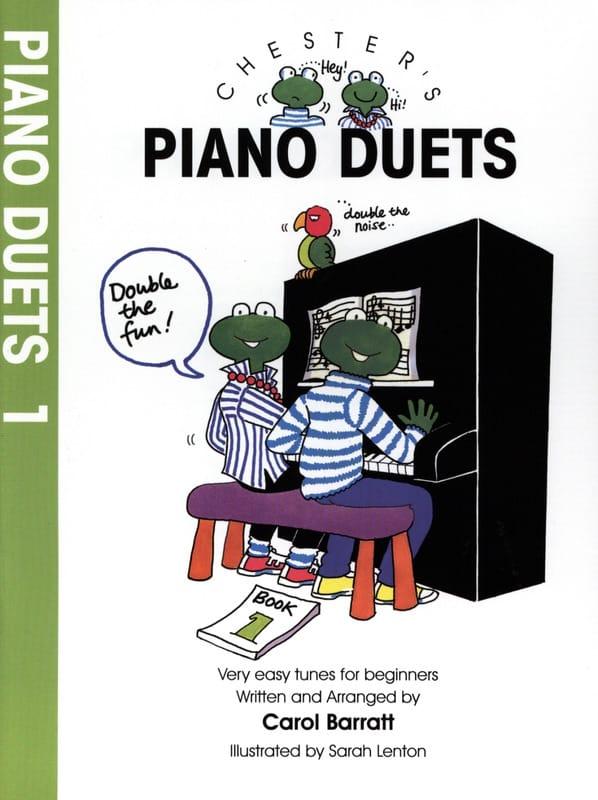 Chester's Piano Duet Volume 1 - Divers - Partition - laflutedepan.com