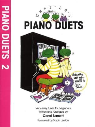 Chester's Piano Duet Volume 2 Carol Barratt Partition laflutedepan
