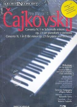 Concerto pour piano n° 1 En Si Bémol Mineur Opus 23 laflutedepan