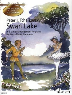 TCHAIKOWSKY - Swan Lake - Partition - di-arezzo.com
