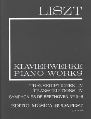 Symphonies N° 8 et N° 9 Série 2, Volume 19 laflutedepan