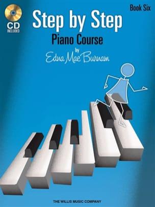 Step by Step Piano Course Volume 6 Edna-Mae Burnam laflutedepan