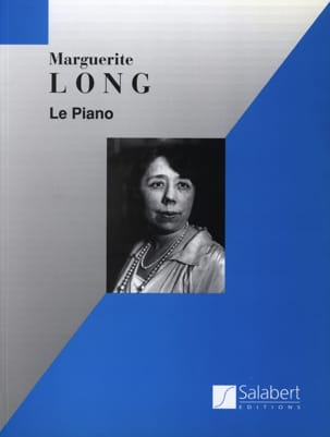 Le Piano Marguerite Long Partition Piano - laflutedepan