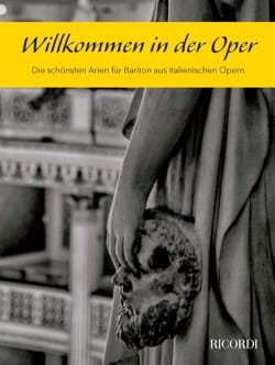 Willkommen in der Oper. Baryton - Partition - laflutedepan.com