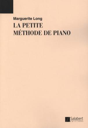 La Petite Méthode de Piano Marguerite Long Partition laflutedepan