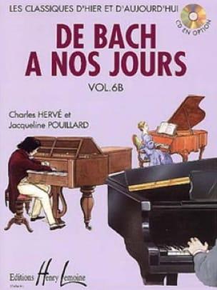de Bach à nos Jours - Volume 6B - laflutedepan.be